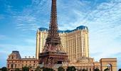 Paris Las Vegas Hotel Front