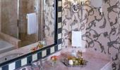 Paris Las Vegas Hotel Guest Bathroom