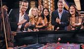 Planet Hollywood Resort and Casino Hotel Craps Table