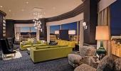 Planet Hollywood Resort and Casino Hotel Living Room with View