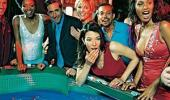 Rio All Suite Hotel and Casino Craps Table
