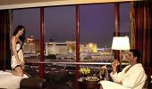 Rio All Suite Hotel and Casino Room with Strip View