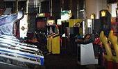Riviera Hotel And Casino Arcade Room