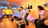 Silverton Casino Hotel Bowling Alley
