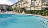 Ellis Island Super 8 Hotel Swimming Pool