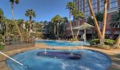 TI Treasure Island Hotel and Casino Jacuzzi