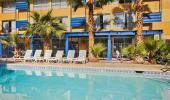 Travelodge Las Vegas Center Strip Hotel Swimming Pool