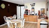 Travelodge Las Vegas Center Strip Hotel Breakfast Area