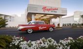 Tropicana Las Vegas Hotel Exterior