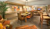 Tropicana Las Vegas Hotel Dining Area