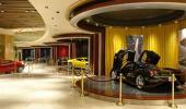 Wynn Las Vegas Hotel Car Demo Show