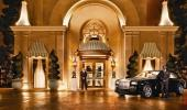 Wynn Las Vegas Hotel Front Entrance and Valet