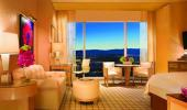 Wynn Las Vegas Hotel Guest Room with Sofa