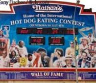 Nathans Famous Hot Dog Contest Las Vegas NV