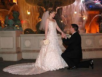 Paris Las Vegas Hotel Wedding Chapel