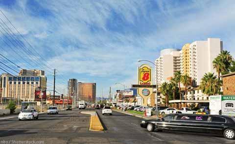 Luxury Limousine Transfer Las Vegas Nevada