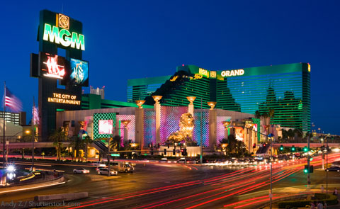 MGM Grand Hotel and Casino Las Vegas Nevada