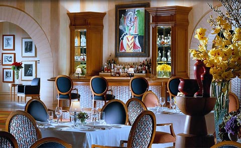 Picasso Restaurant Las Vegas NV