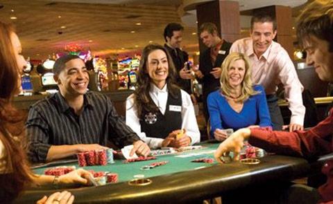 Poker Rooms in Las Vegas