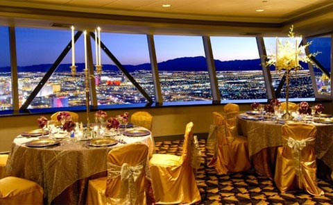 Top of the World Restaurant Las Vegas NV