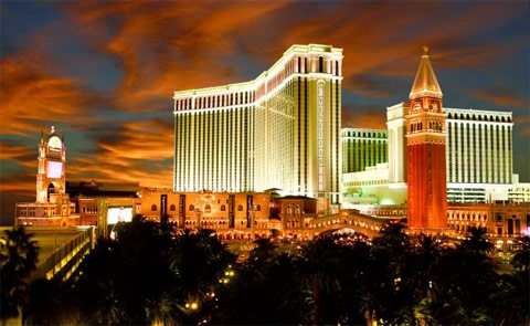 The Venetian Resort Hotel and Casino Las Vegas NV