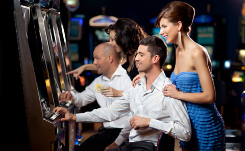 The Palms Hotel and Casino Video Poker Machines Las Vegas NV
