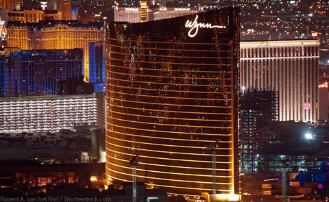 The Wynn Las Vegas Nevada